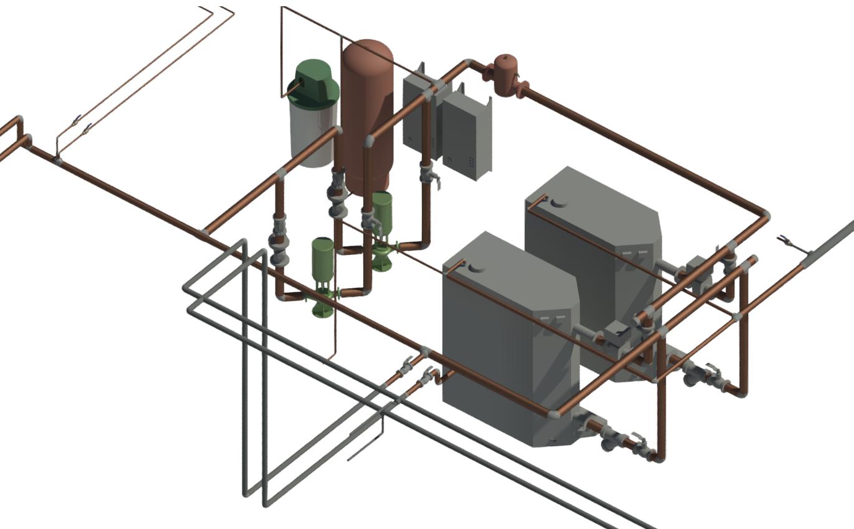 JM Engineering Rattlesnake Elementary HVAC system
