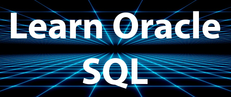 Oracle SQL Tutorial Title