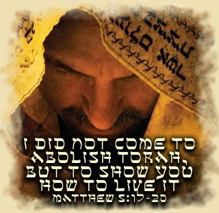 Yeshua-Living Torah