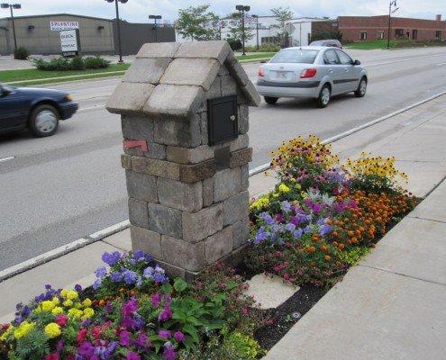 Brick Mailbox Muskego, WI