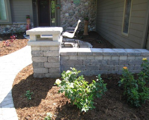 Brick Pillar Butler, WI