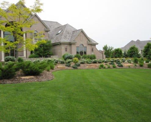 Lawn & Garden Bed Install