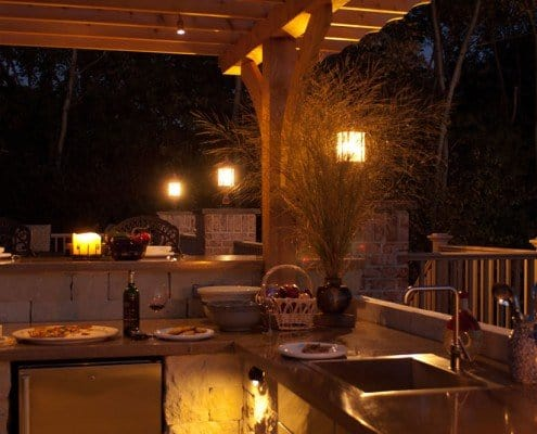 Outdoor Kitchen Whitefish Bay, WI
