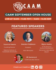 September Open House