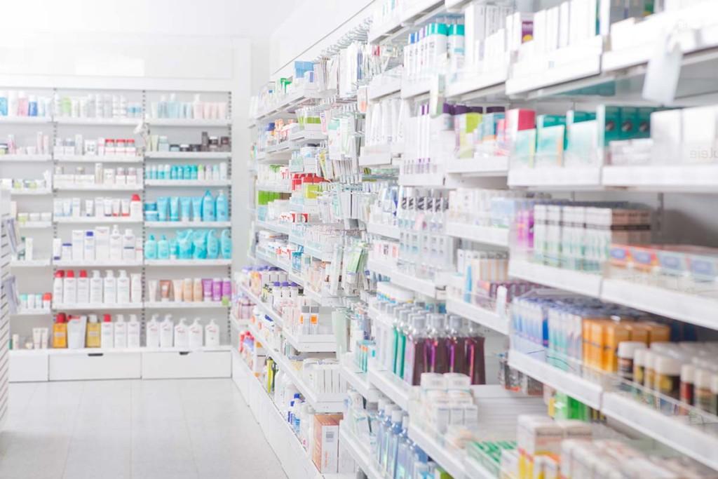 Mobile Pharmacy Facilities Interior