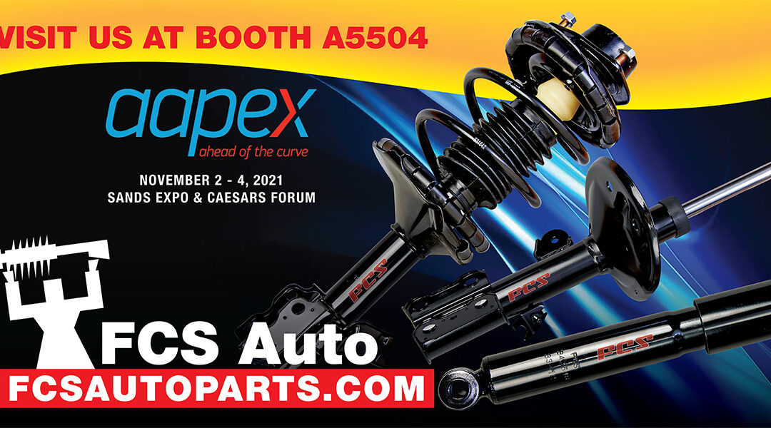 Visit us at AAPEX – Booth A5504