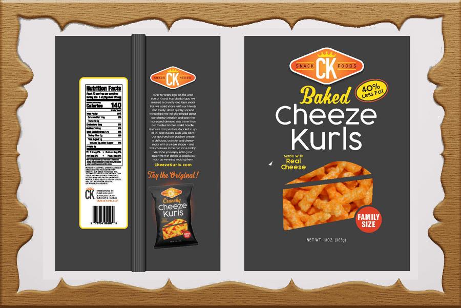 New Cheeze Kurl Package
