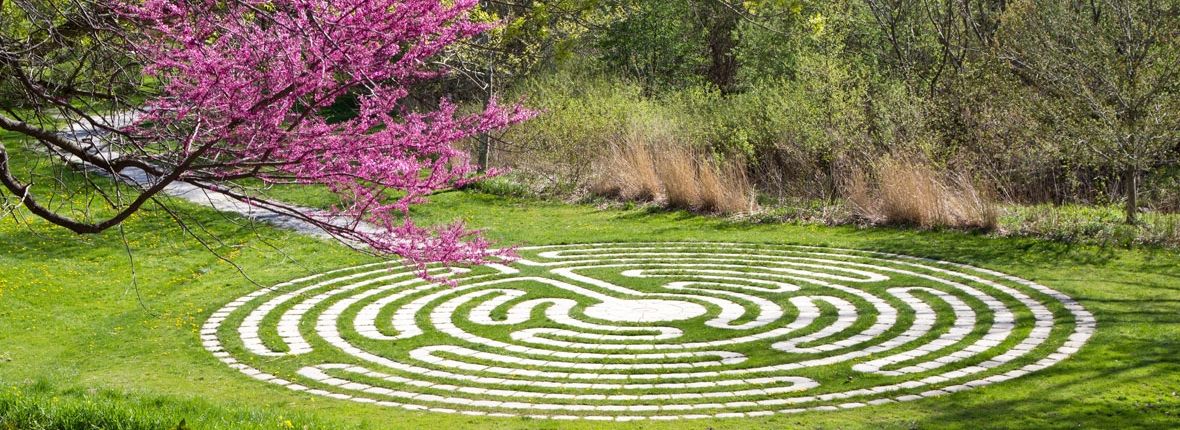 Labyrinth at LEAF Erie, PA