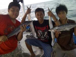 Tenggiri dari karang Panjang I Fishing-mancing.com
