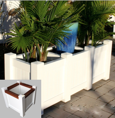 Double_Bay_PVC_Planter_White_Mahogany