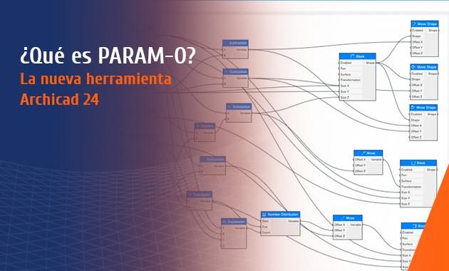 Descubre la nueva herramienta de Archicad 24 para crear Objetos paramétricos