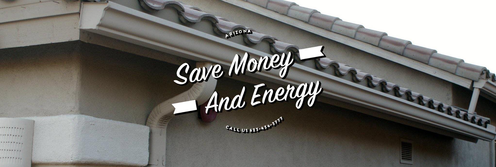 Arizona Energy Products - Seamless Rain Gutters