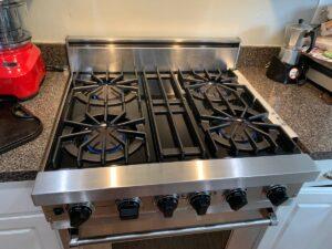 Viking range stove repair In San Diego