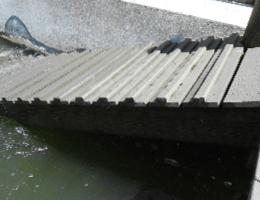 Dock Escape Ramp