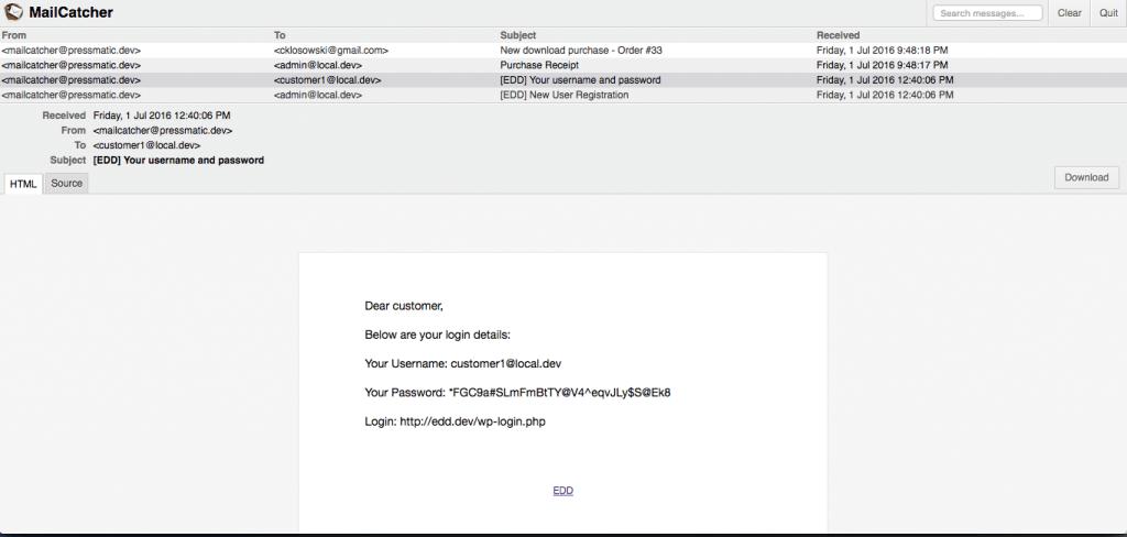 pressmatic-review-mailcatcher