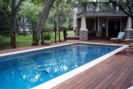 Outdoor Hardwood Projects