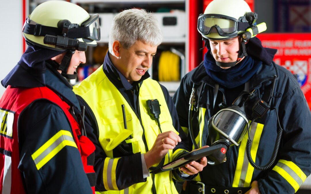 The importance of security officers: Invaluable to Firefighters/EMS techicians
