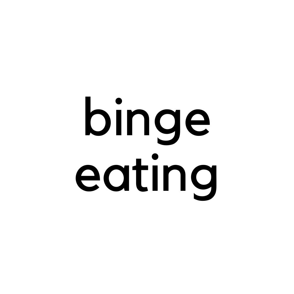 sarah bowmar binge eating over eating