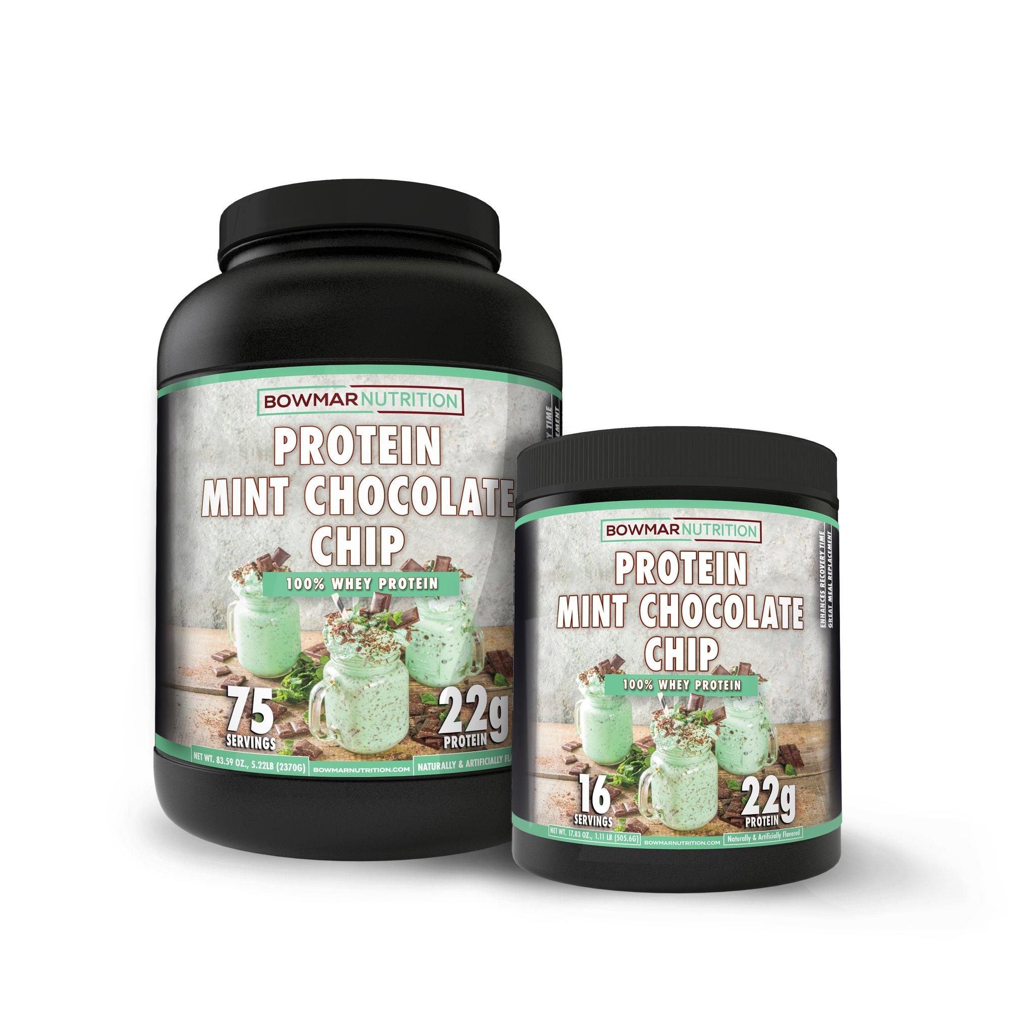 bowmar nutrition protein powder