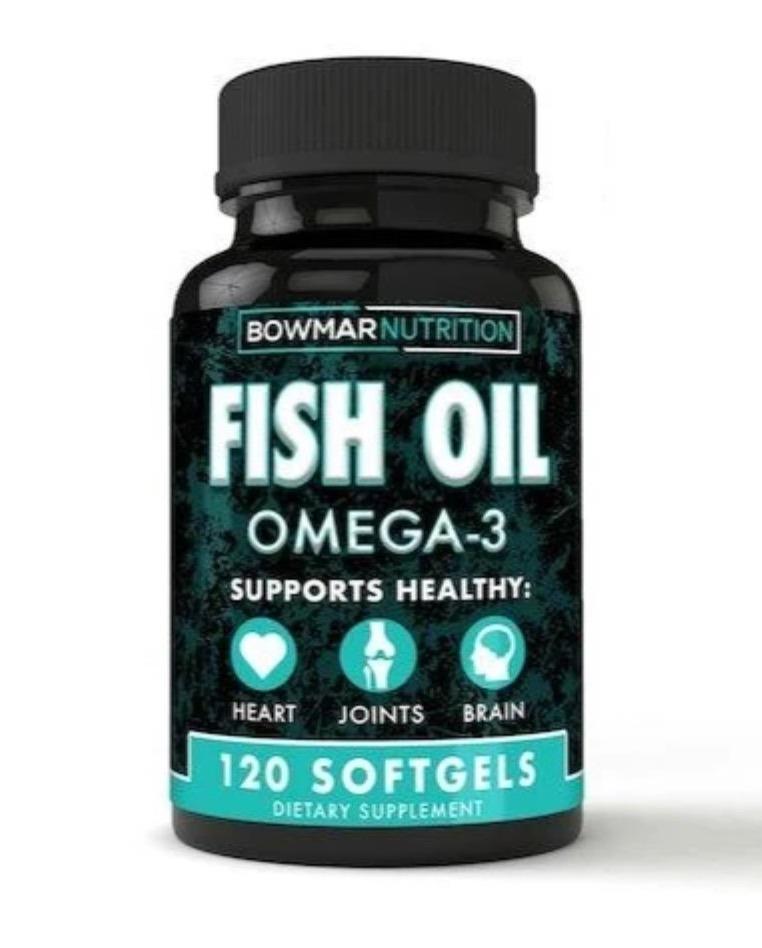 bowmar nutrition fish oil
