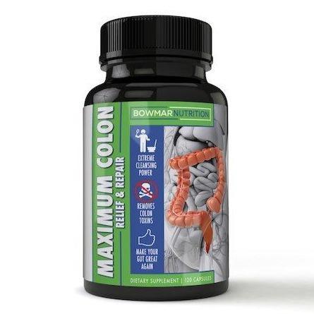 Bowmar Nutrition Colon Cleanse