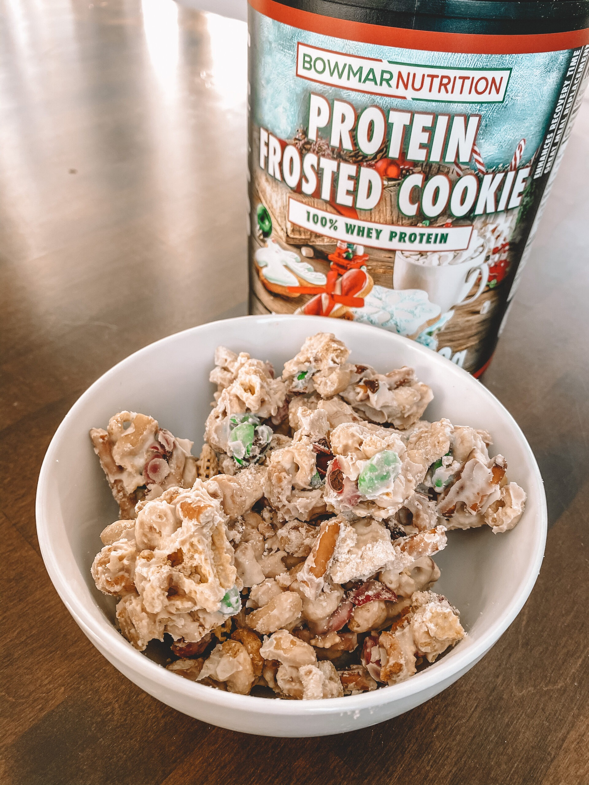 Protein Reindeer Chow