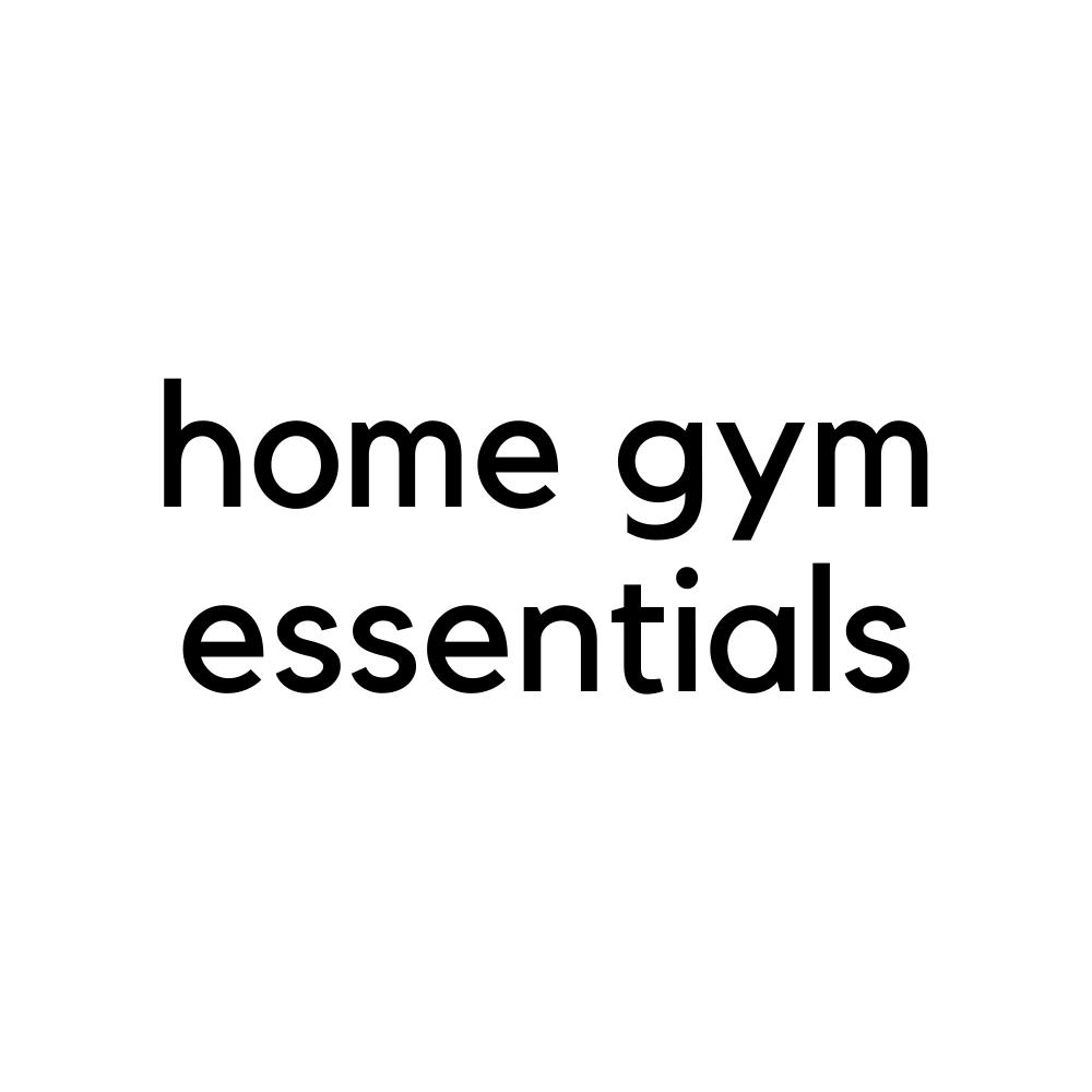 Bowmar Home Gym Essentials