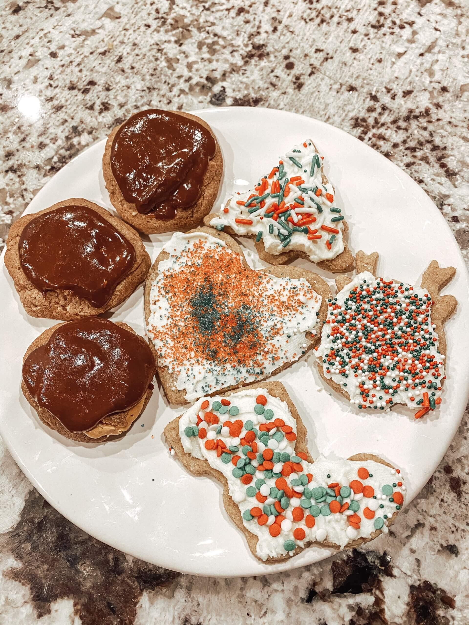 2020 Christmas Cookies