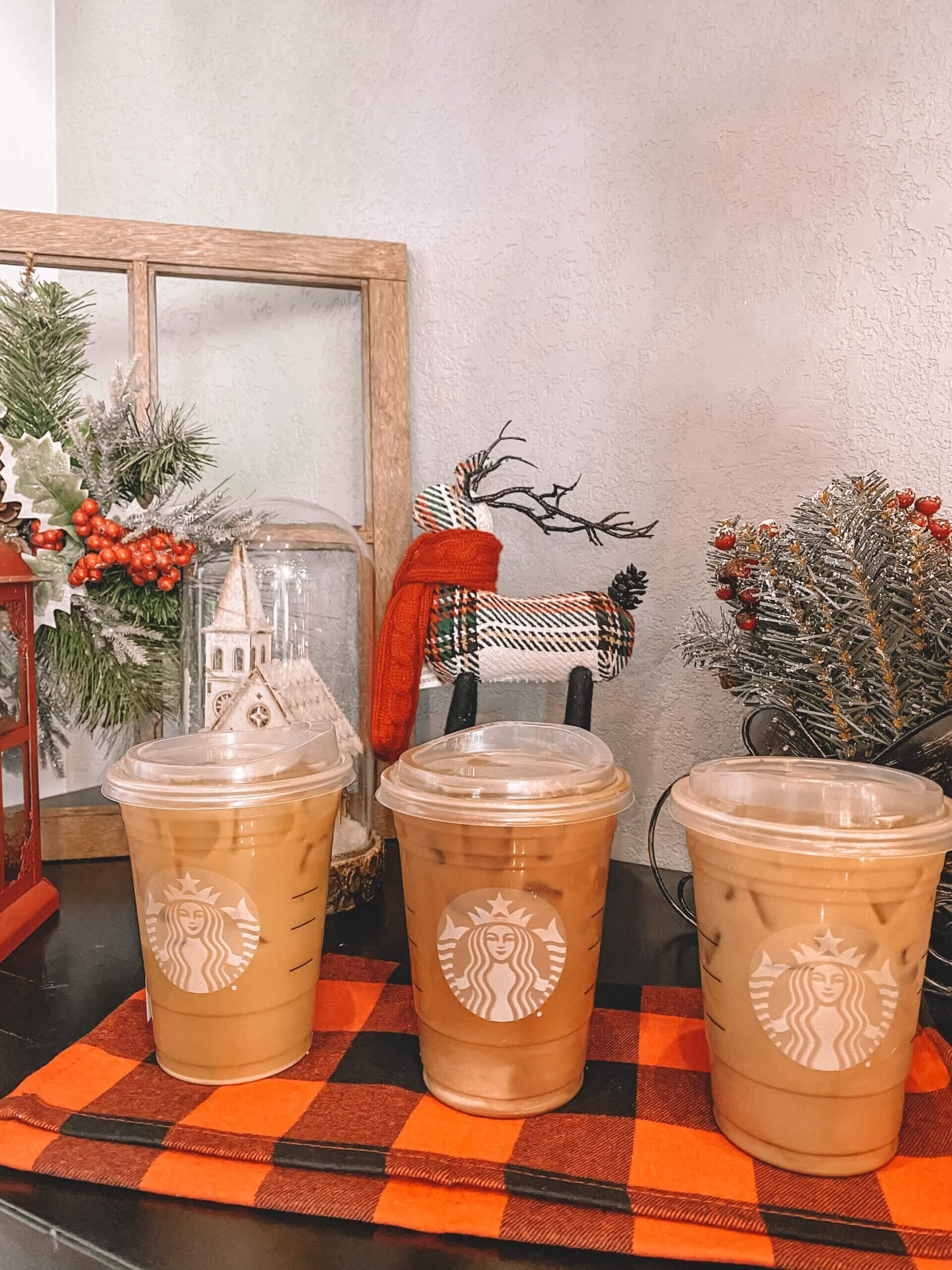 Starbucks Winter Drinks – Under 100 Calories