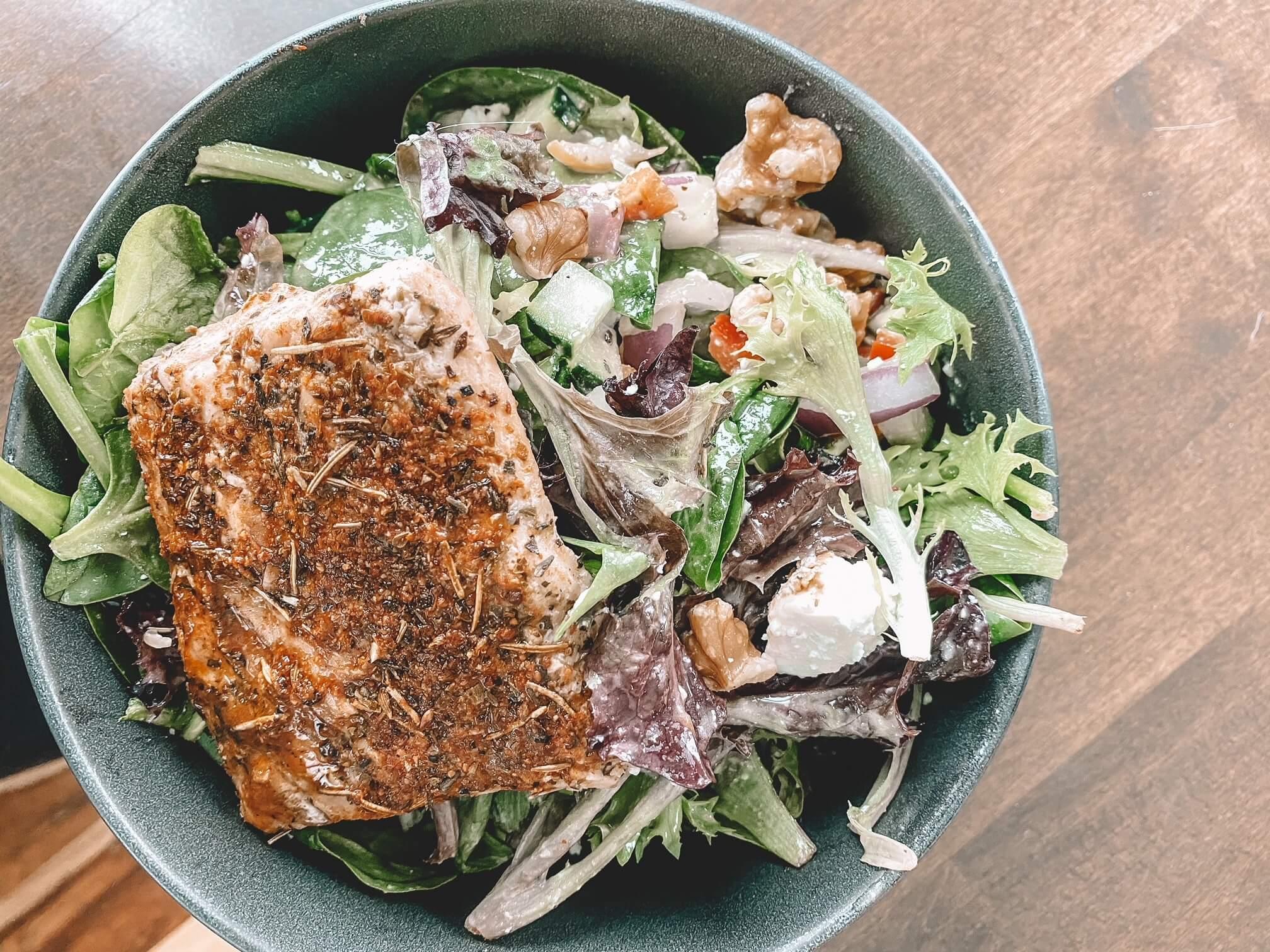 Salmon Salad Recipe