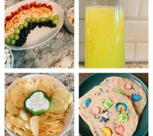 sarah bowmar st. patricks day recipes