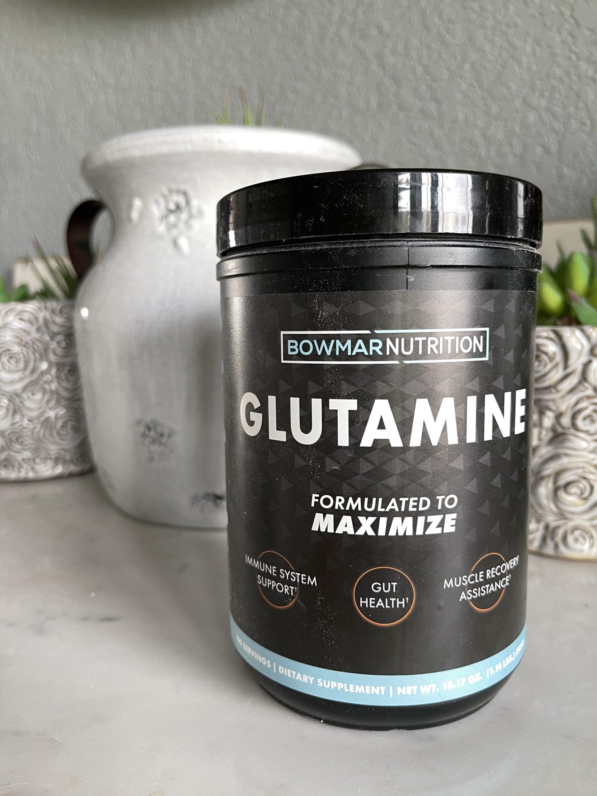 Glutamine 101