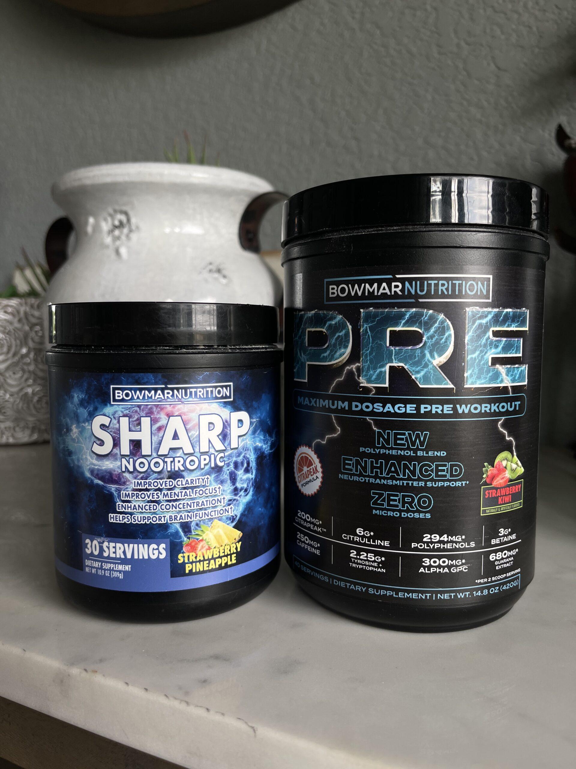 Sharp vs PRE