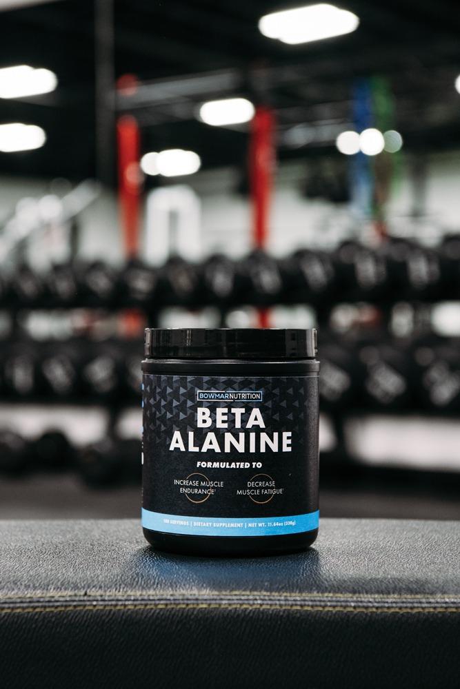 Beta Alanine: Breaking it Down