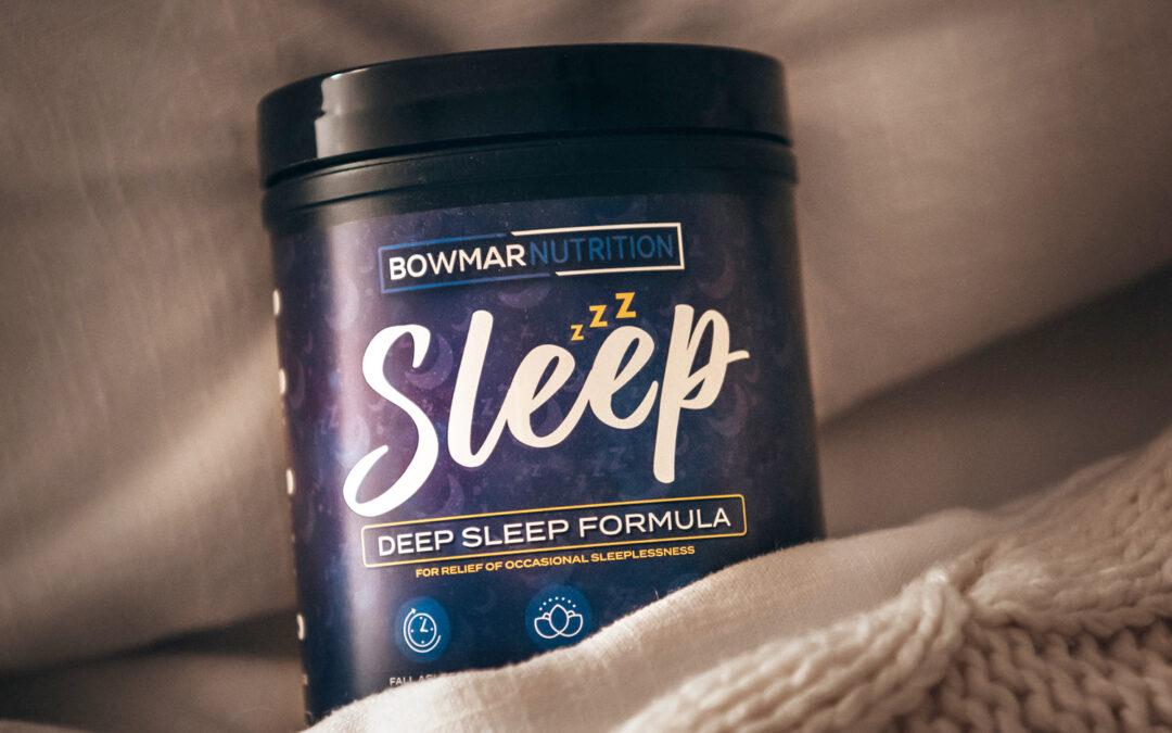 Sleep: Our Deep Sleep Formula