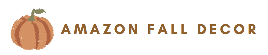 Amazon Fall Decor