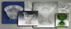 Antique Early American Pattern Glass