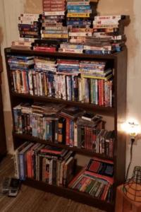 Movies and shelf