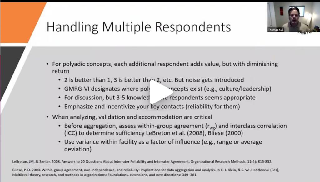 9.  Qualitative Data and Multilevel Analysis – Prof. Thomas Kull