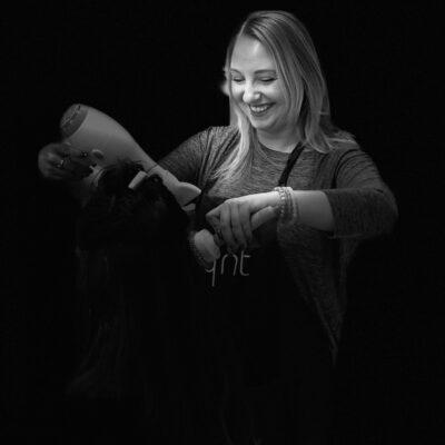 Rachel Dezic- Salon Assistant