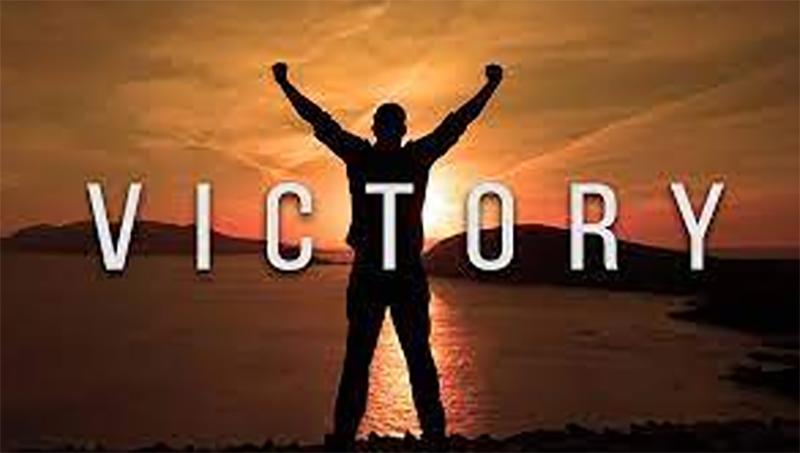 Ganamos – We Won