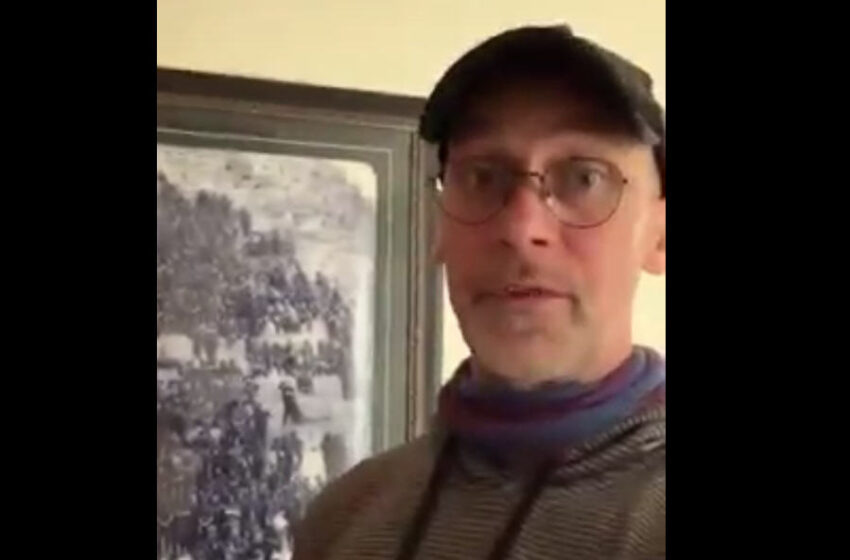(4 mins) – Aussie Fella Explains Why We Have An Obligation To Dissent & Rebel Against Tyranny