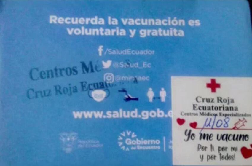 (2 mins) – Vacunacion Voluntario? – Luis Elizondo cuenta algo de verdad