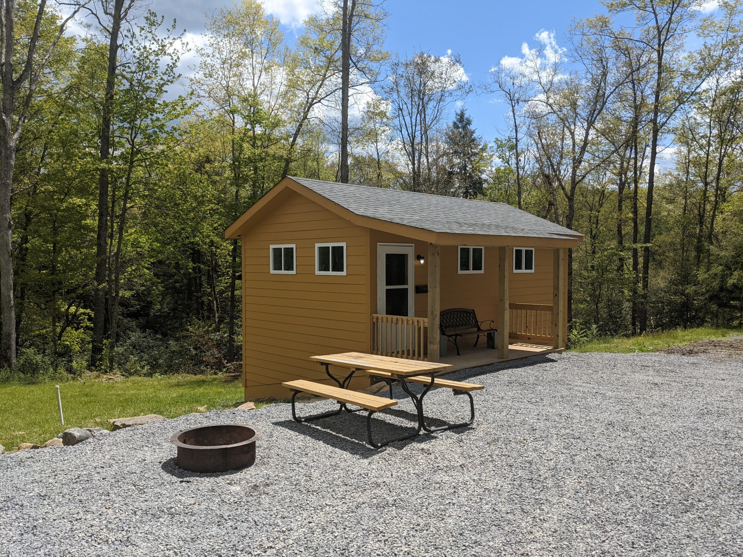 New River Cabins # 8