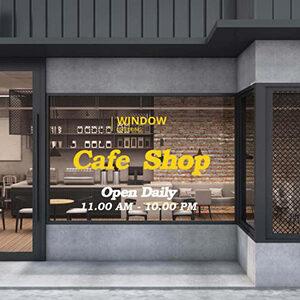 Window Lettering Windsor
