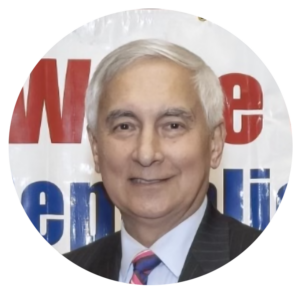 Chairman Col. Alan Swain