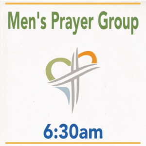 Ashland Church logo, Men's Prayer Group 6:30am