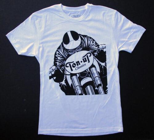 Café Racer Ton Up T Shirt