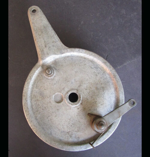triumph pre unit brake plate