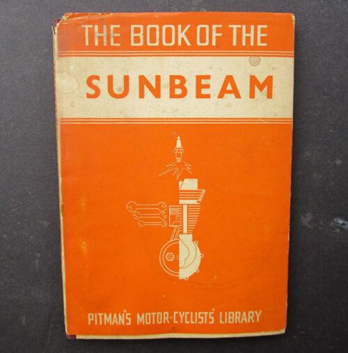 BOOK OF THE SUNBEAM MOTORCYCLE